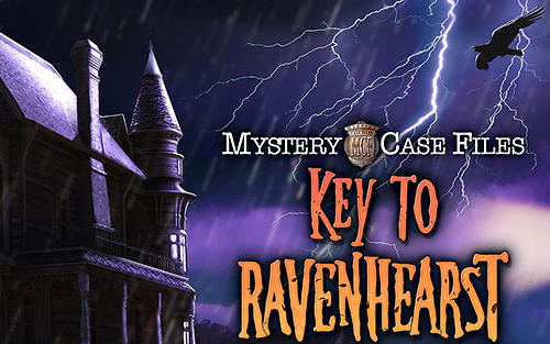 Full version of Android Adventure game apk Mystery case files: Key to ravenhearst for tablet and phone.