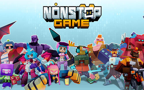 Full version of Android 4.1 apk Nonstop game for tablet and phone.