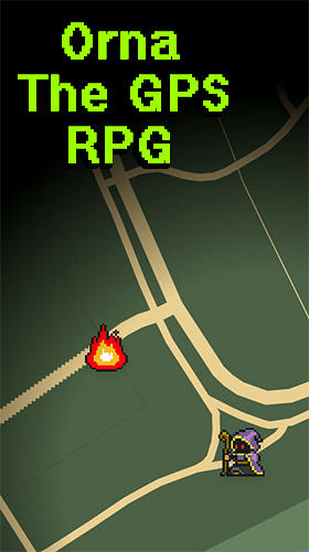 Full version of Android RPG game apk Orna: The GPS RPG for tablet and phone.