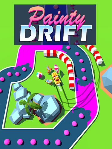 Full version of Android Cars game apk Painty drift for tablet and phone.