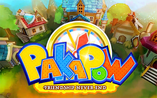 Full version of Android RPG game apk Pakapow: Friendship never end for tablet and phone.
