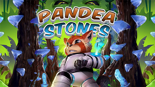 Full version of Android Platformer game apk Pandea stones for tablet and phone.
