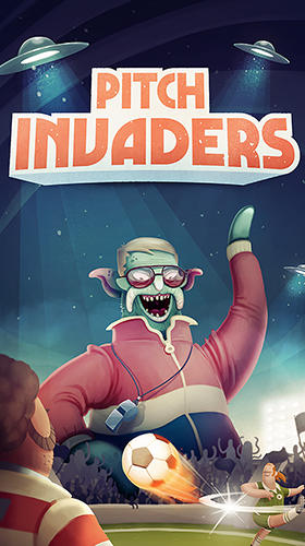 Full version of Android Arcade game apk Pitch invaders for tablet and phone.