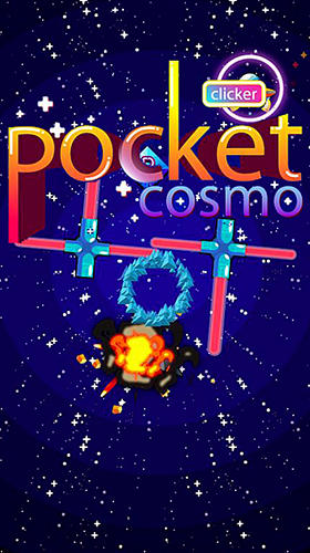 Full version of Android Clicker game apk Pocket cosmo clicker for tablet and phone.