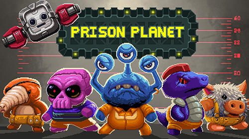 Full version of Android Simulation game apk Prison planet for tablet and phone.