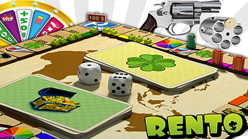 Full version of Android Online game apk Rento: Dice board game online for tablet and phone.