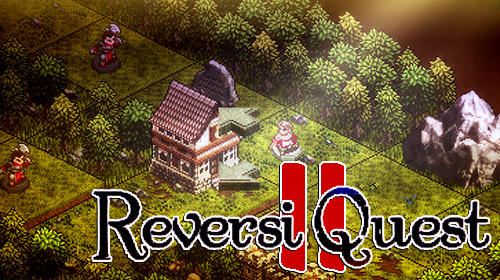 Full version of Android RPG game apk Reversi quest 2 for tablet and phone.
