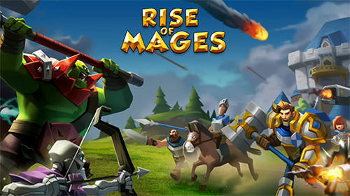 Full version of Android apk Rise of mages for tablet and phone.
