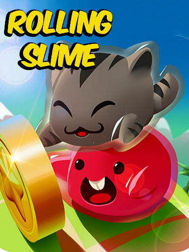 Download Rolling slime Android free game.