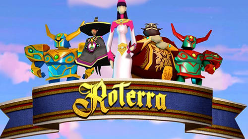 Full version of Android Puzzle game apk Roterra: Flip the fairytale for tablet and phone.