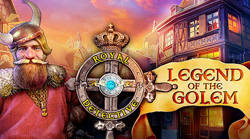 Full version of Android Adventure game apk Royal detective: Legend of the golem for tablet and phone.