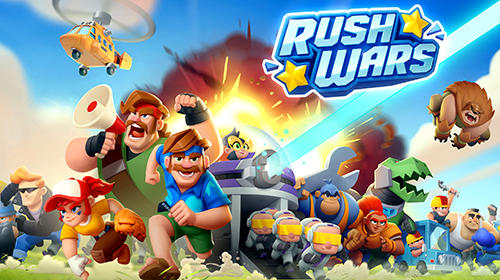 Full version of Android 6.0 apk Rush wars for tablet and phone.