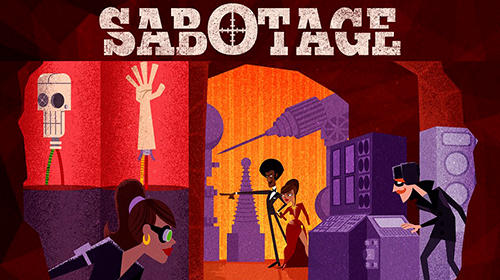 Full version of Android Board game apk Sabotage for tablet and phone.