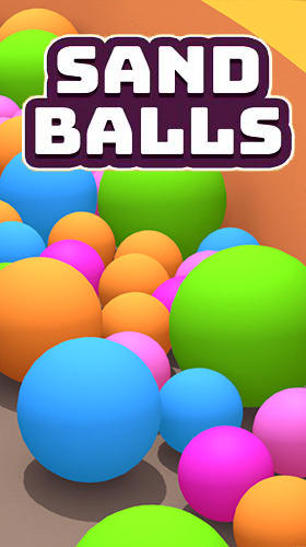 Full version of Android Physics game apk Sand balls for tablet and phone.