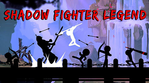Full version of Android Stickman game apk Shadow fighter legend for tablet and phone.