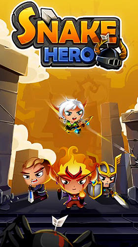 Full version of Android Time killer game apk Snake hero: Xenzia speed battle for tablet and phone.
