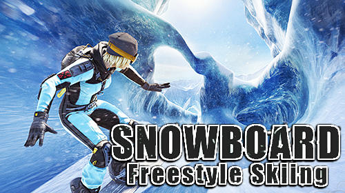 Download Snowboard freestyle skiing Android free game.
