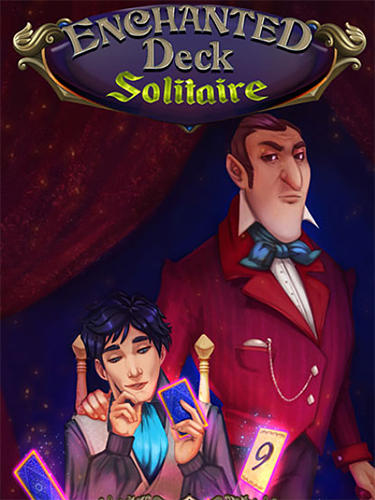 Full version of Android Board game apk Solitaire enchanted deck for tablet and phone.