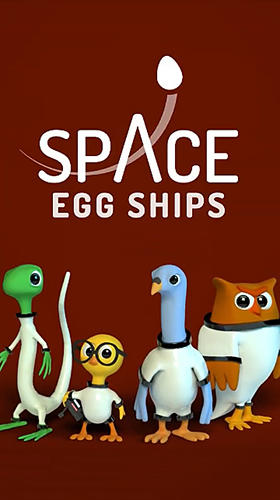 Full version of Android Time killer game apk Space egg ships for tablet and phone.