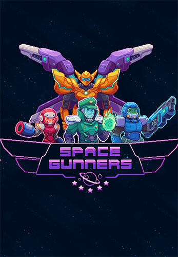 Full version of Android Flying games game apk Space gunner: Retro alien invader for tablet and phone.