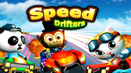 Full version of Android Racing game apk Speed drifters: Go kart racing for tablet and phone.