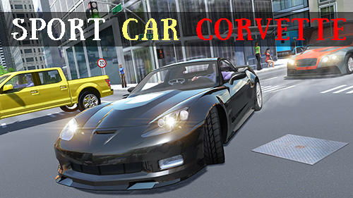 Download Sport car Corvette Android free game.