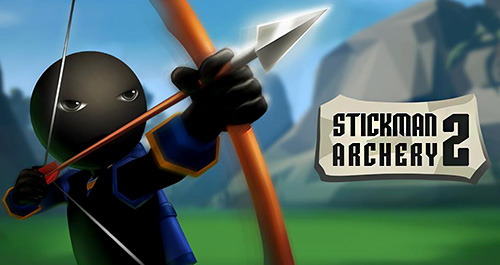 Full version of Android Stickman game apk Stickman archery 2: Bow hunter for tablet and phone.
