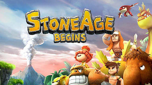 Download Stone age begins Android free game.