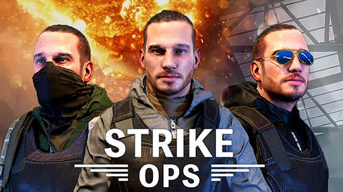 Full version of Android 5.0 apk Strike ops for tablet and phone.