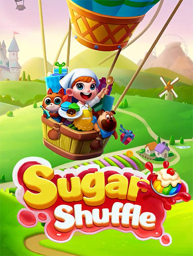 Full version of Android apk Sugar shuffle for tablet and phone.