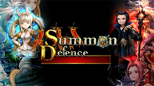 Full version of Android Online game apk Summon defence for tablet and phone.