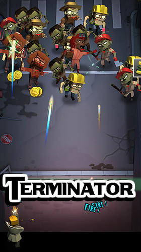 Full version of Android 4.2 apk Terminator for tablet and phone.