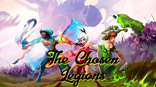Full version of Android RPG game apk The chosen: Legions for tablet and phone.