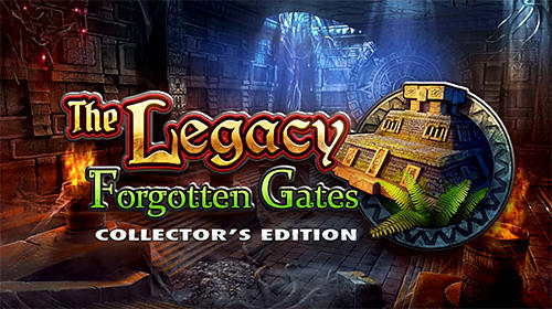 Full version of Android First-person adventure game apk The legacy: Forgotten gates for tablet and phone.