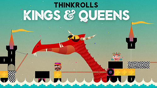 Full version of Android Puzzle game apk Thinkrolls: Kings and queens for tablet and phone.