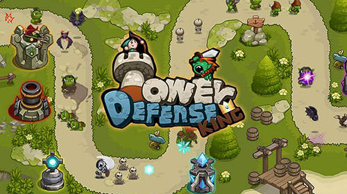 Full version of Android 4.0.3 apk Tower defense king for tablet and phone.