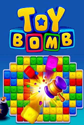 Full version of Android Puzzle game apk Toy bomb for tablet and phone.