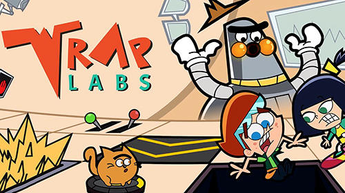 Full version of Android Arcade game apk Trap labs for tablet and phone.