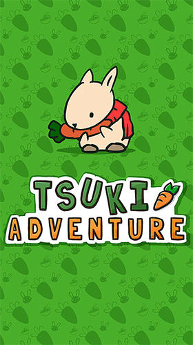 Full version of Android Classic adventure games game apk Tsuki adventure for tablet and phone.