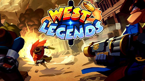 Full version of Android RPG game apk West legends: 3V3 moba for tablet and phone.