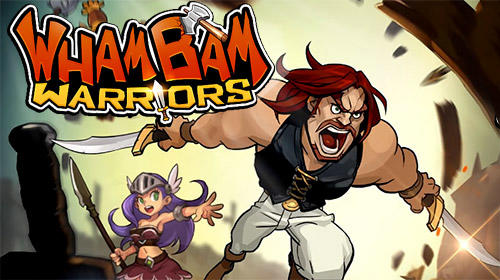 Full version of Android RPG game apk Whambam warriors: Puzzle RPG for tablet and phone.