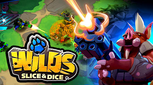 Full version of Android Online game apk Wilds: Slice and dice. Wild league for tablet and phone.