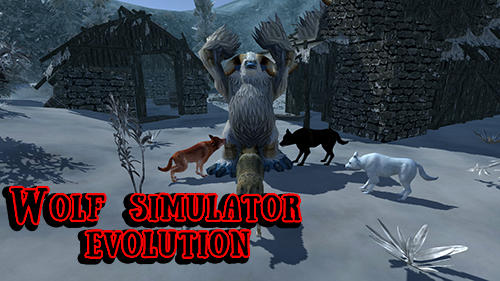 Full version of Android apk Wolf simulator evolution for tablet and phone.