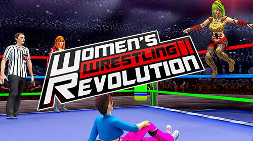 Full version of Android Fighting game apk Women wrestling revolution pro for tablet and phone.