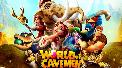Full version of Android Strategy RPG game apk World of cavemen for tablet and phone.