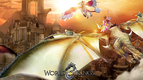 Download World of kings Android free game.