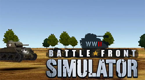 Full version of Android Strategy game apk WW2 battle front simulator for tablet and phone.