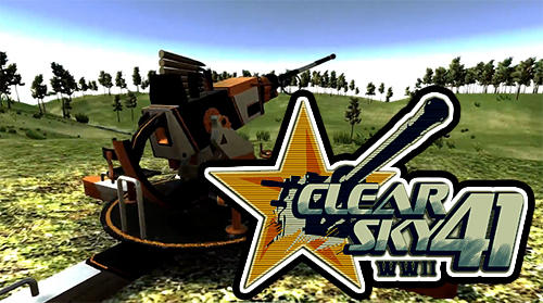 Full version of Android Shooter game apk WW2: Clear sky 1941 for tablet and phone.