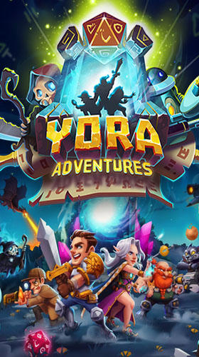 Full version of Android Board game apk Yora adventures for tablet and phone.