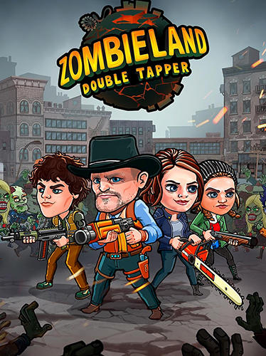Full version of Android RPG game apk Zombieland: Double tapper for tablet and phone.